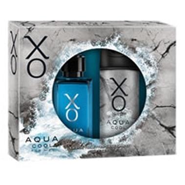 Xo Aqua Cool Edt100Ml+Deo150M Erkek Parfüm Set Renksiz